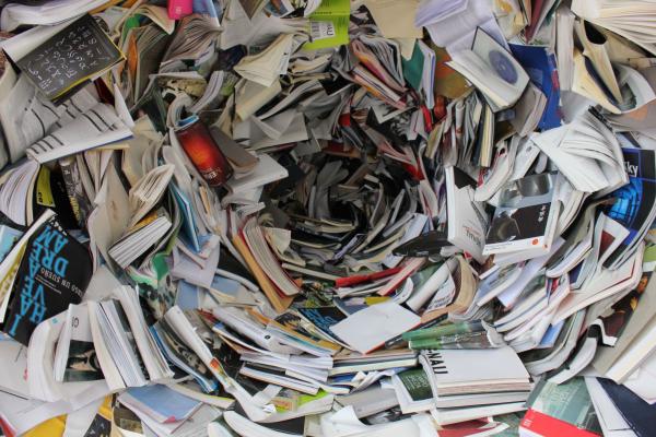 Professional Shredders Destroy Any Sensitive Information